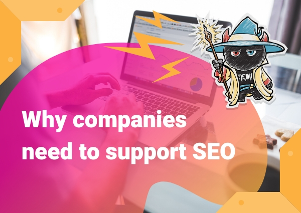 Why C-Suite company executives need to support SEO