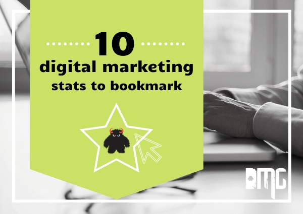 10 digital marketing stats to bookmark!