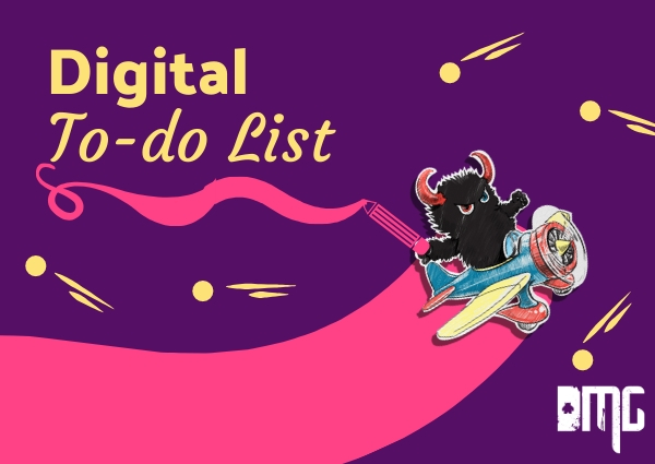 A company's digital to-do list!