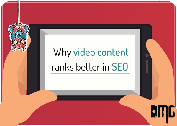 Why video content ranks better in SEO