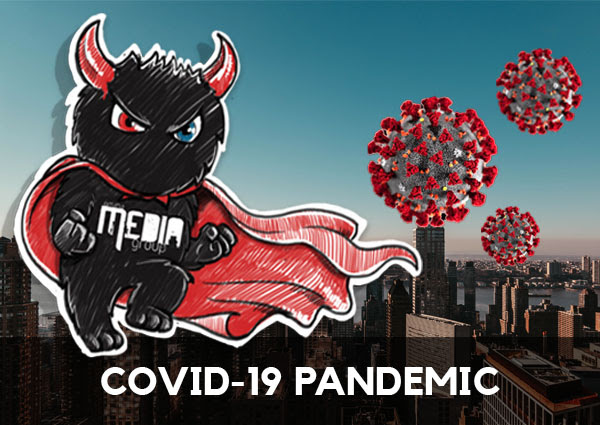 Dallas Media Group handling the COVID-19 pandemic