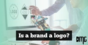 Is a brand a logo?