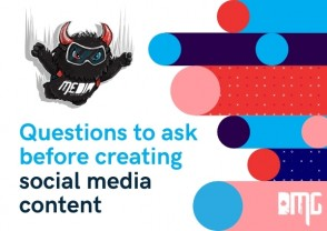 Questions to ask before creating social media content