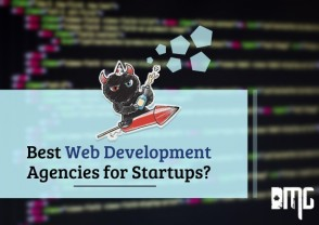 What are the best web development agencies for startups?