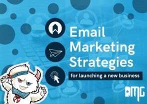 Email marketing strategies for launching a new business