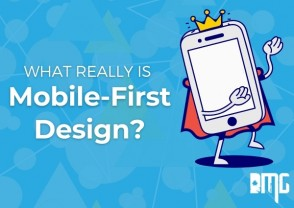 What really is mobile-first design?