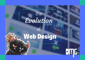 UPDATED: The evolution of web design
