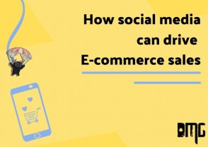 Social commerce: How social media can drive E-commerce sales