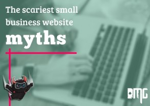 The scariest small business website myths