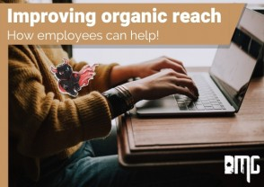Improving organic reach: How employees can help!
